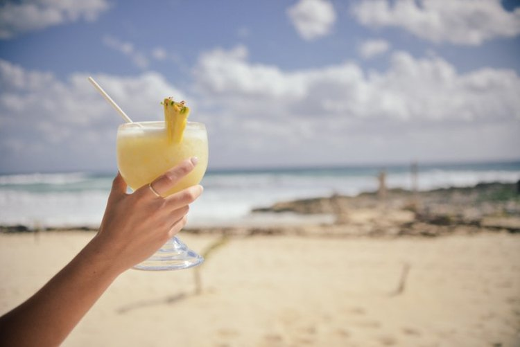 Diamonds or Daiquiris: Leave the Ring at Home When You Vacation!