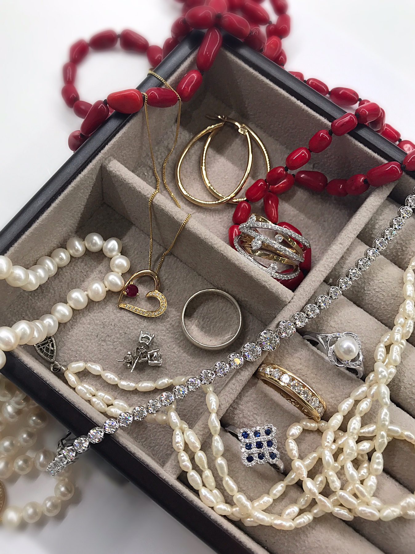 Protecting your jewellery: Creating a personal inventory catalogue