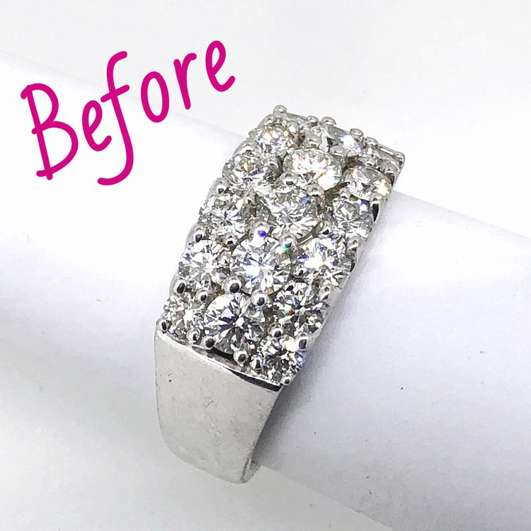 Reclaim your sparkle! Breathing new life into old jewelry