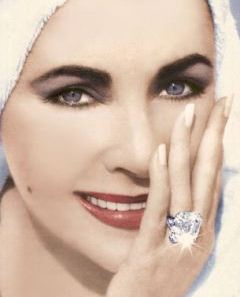 Elizabeth Taylor Engagement Ring Richard Burton 9841