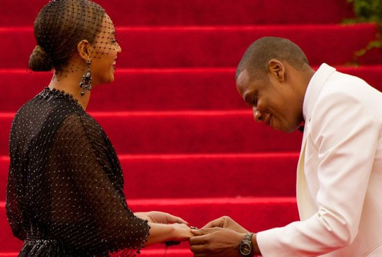 Jayz Proposed To Beyonce At The Met Gala Yesterday