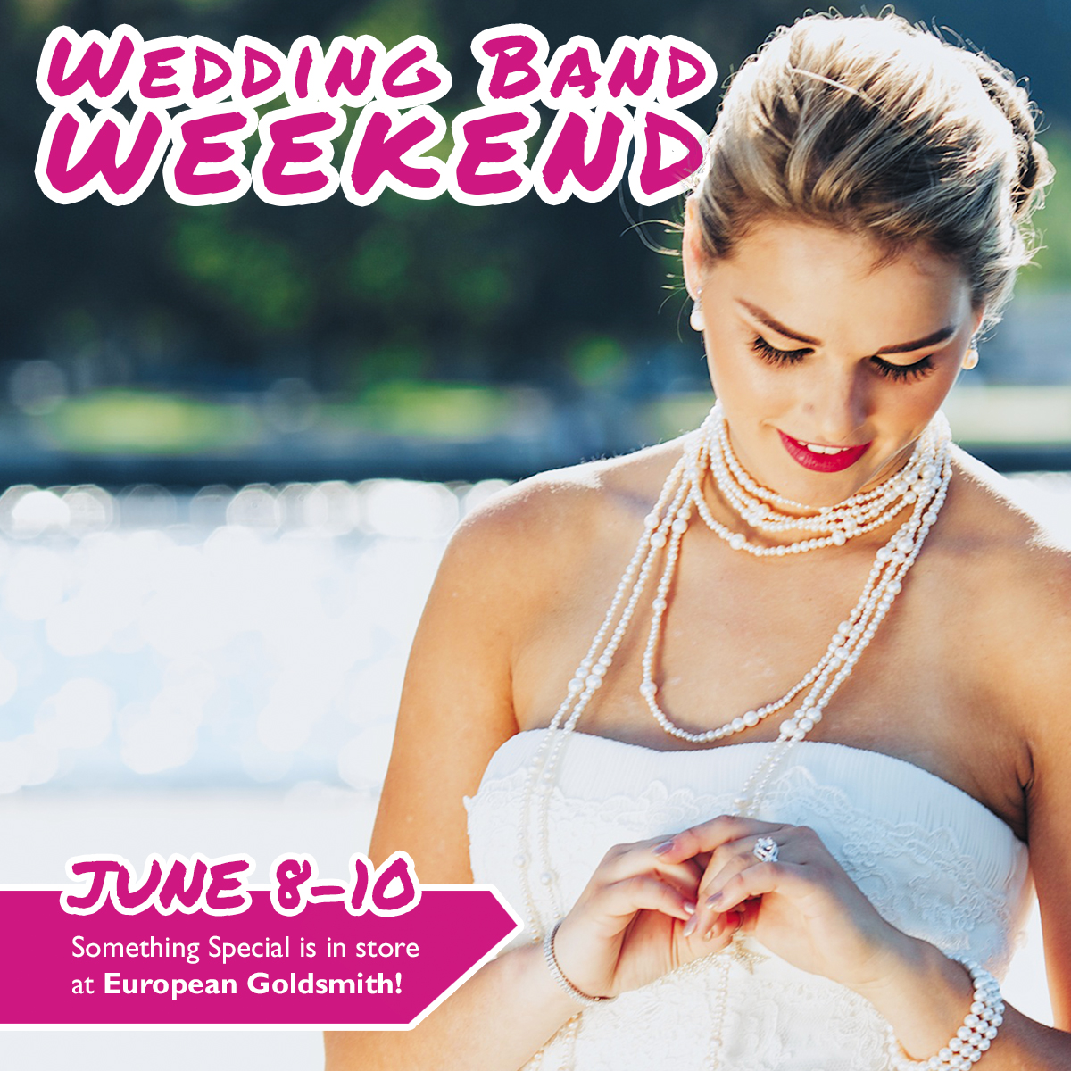 Wedding Band Weekend - Kelowna Jewellery Store, European Goldsmith