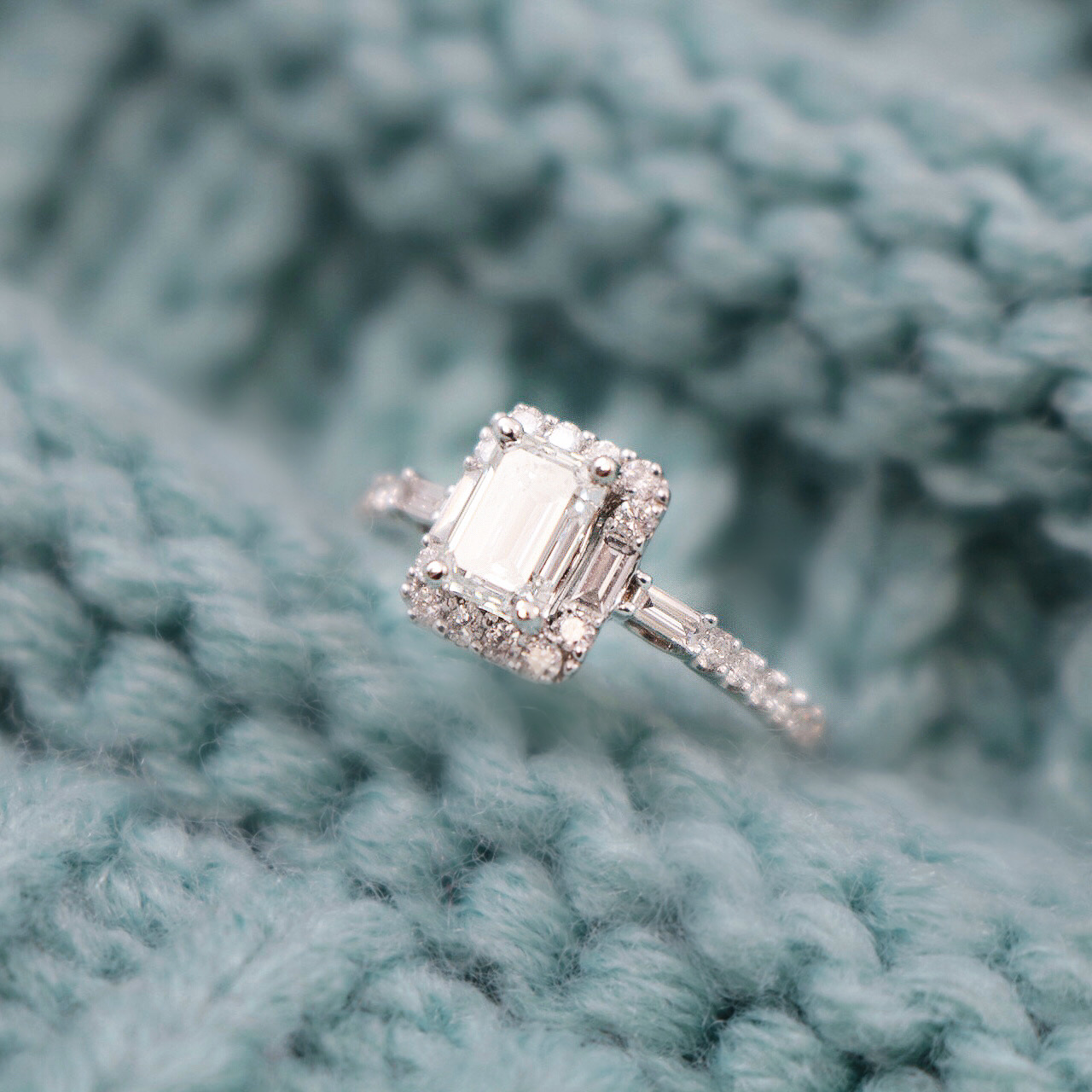 Fancy Shape 2020 Engagement Ring Trends
