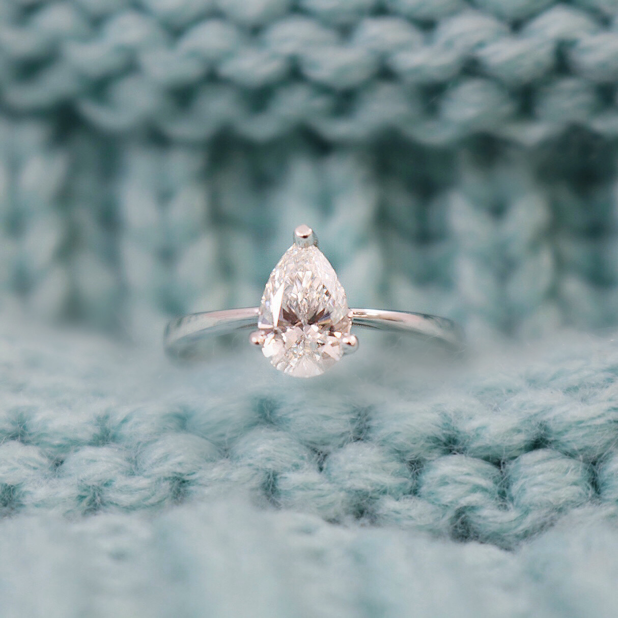 Solitaire Diamond 2020 Engagement Ring Trends